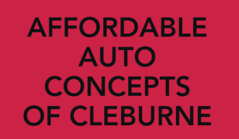 Affordable Auto Concepts of Cleburne